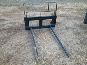 Bale Spears Euro Hitch
