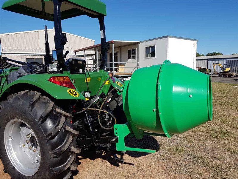 Tractor Cement Mixer