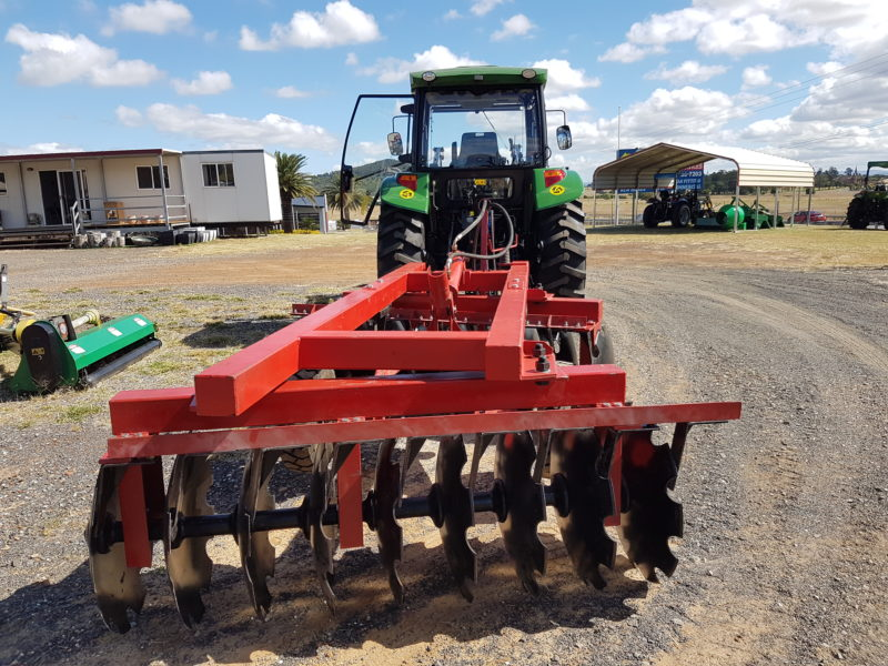 disc harrow 18 plate