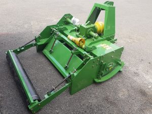 rotary hoe bed form