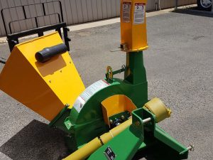 Wood chipper 6 inch