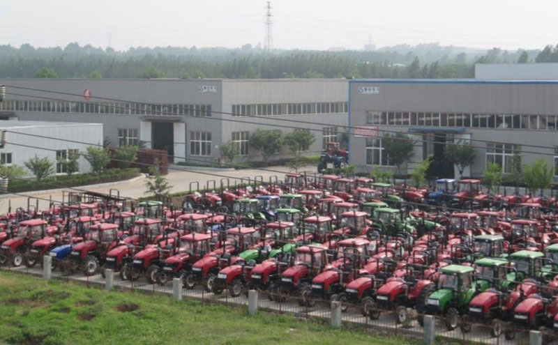 Why consider a Chinese tractor