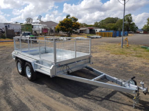 10×5 Tandem Trailer | Dual Axle | Heavy Duty