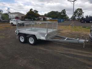 8×5 Tandem Trailer | Dual Axle | Heavy Duty