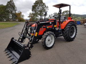 60hp Tractor AK604