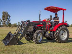 60hp Tractors AK604