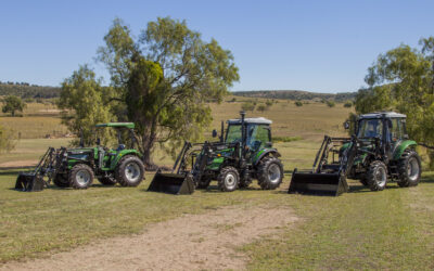 Enfly Tractors